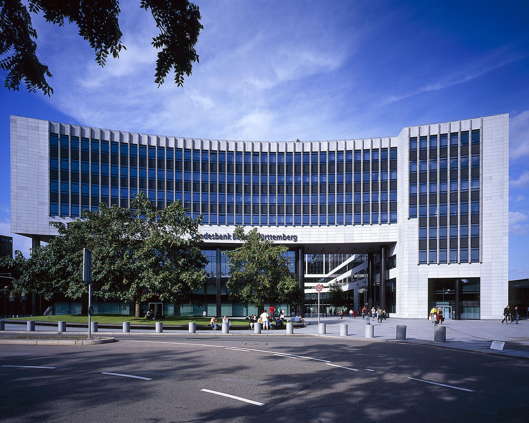 Lbbw Bank Stuttgart